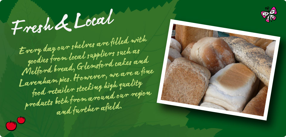 Willow Tree Farm Shop - Fresh groceries and Veg - Glemsford, Sudbury Suffolk