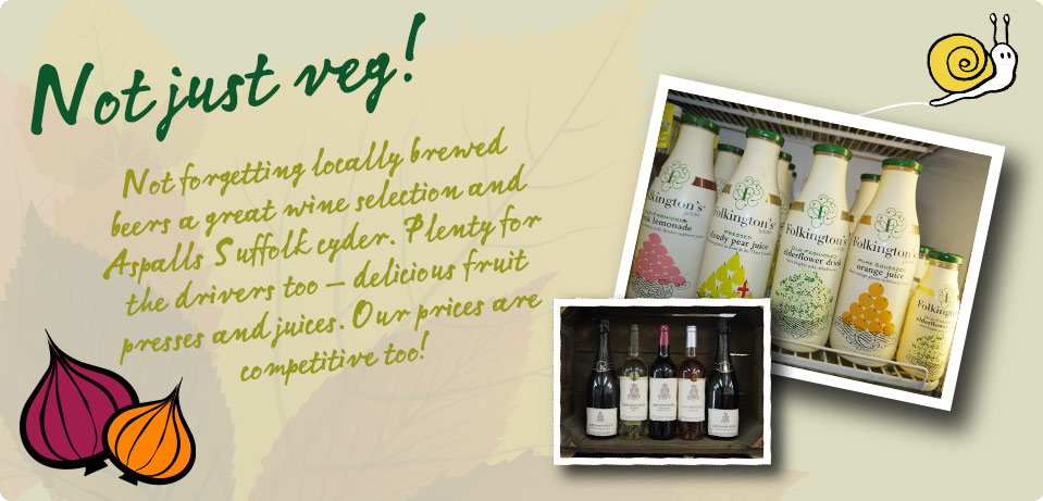 Willow Tree Farm Shop - Fresh groceries and Drinks - Glemsford, Sudbury Suffolk