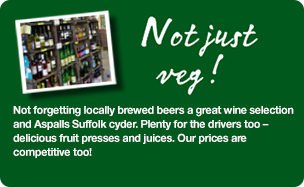 Contact or come and see us at Willow Tree Farm Shop