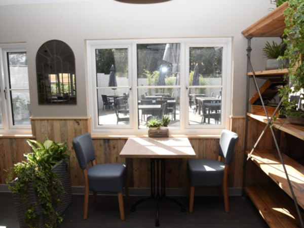 Cafe, Glemsford, Sudbury, Suffolk - Willow Tree Farm